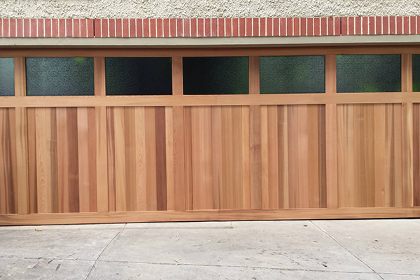 Counterweight Garage Doors