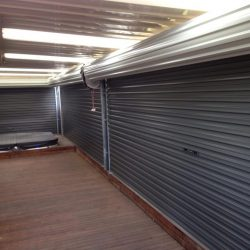 A Building With Our Roller Doors In Melbourne