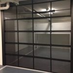 Powder-Coated-Perforated-Sectional-Door