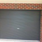 Grey Roller Door