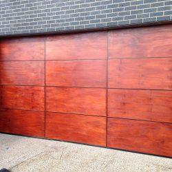 Some Of Our Tilt Garage Doors In Melbourne