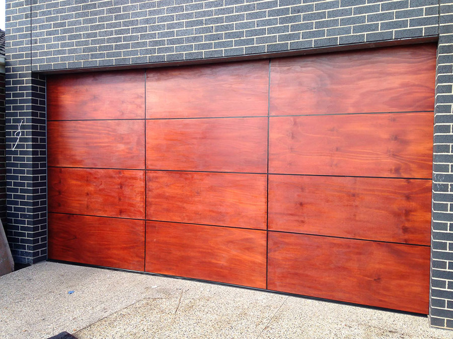 Some Of Our Tilt Garage Doors In Melbourne
