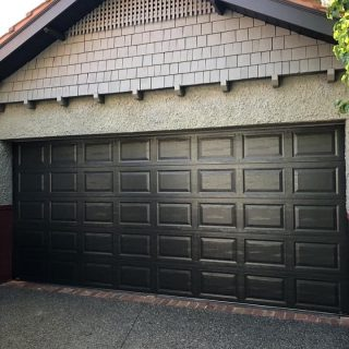 Sectional garage door #sectionalgaragedoor #colorbondgaragedoor